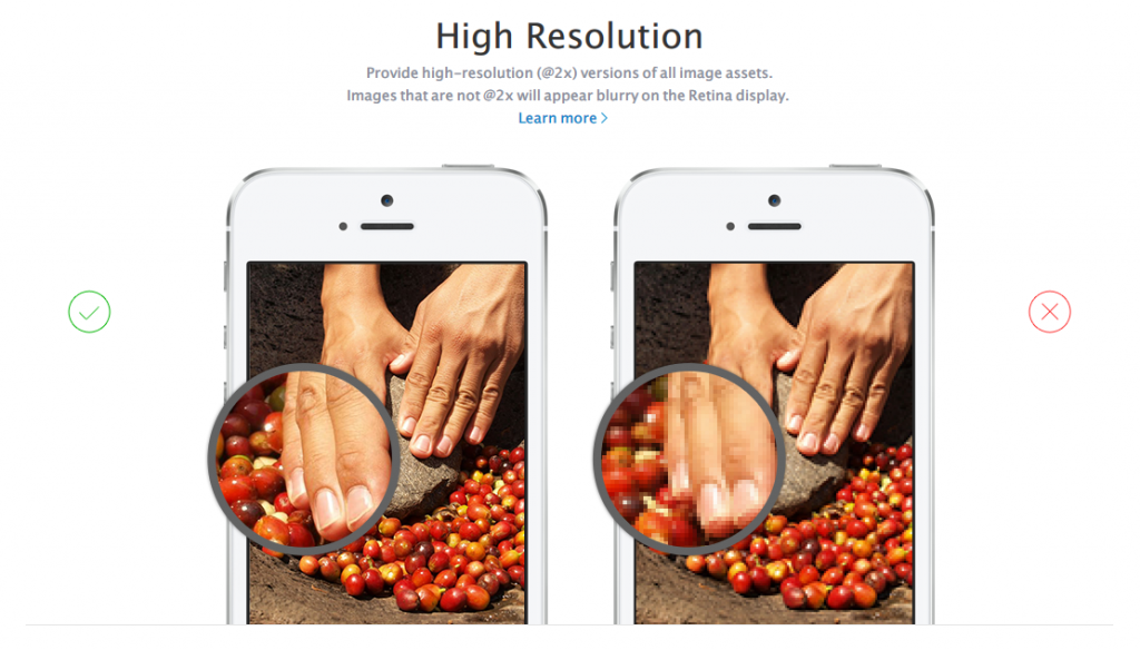10 простых правил дизайна мобильных приложений от Эпл