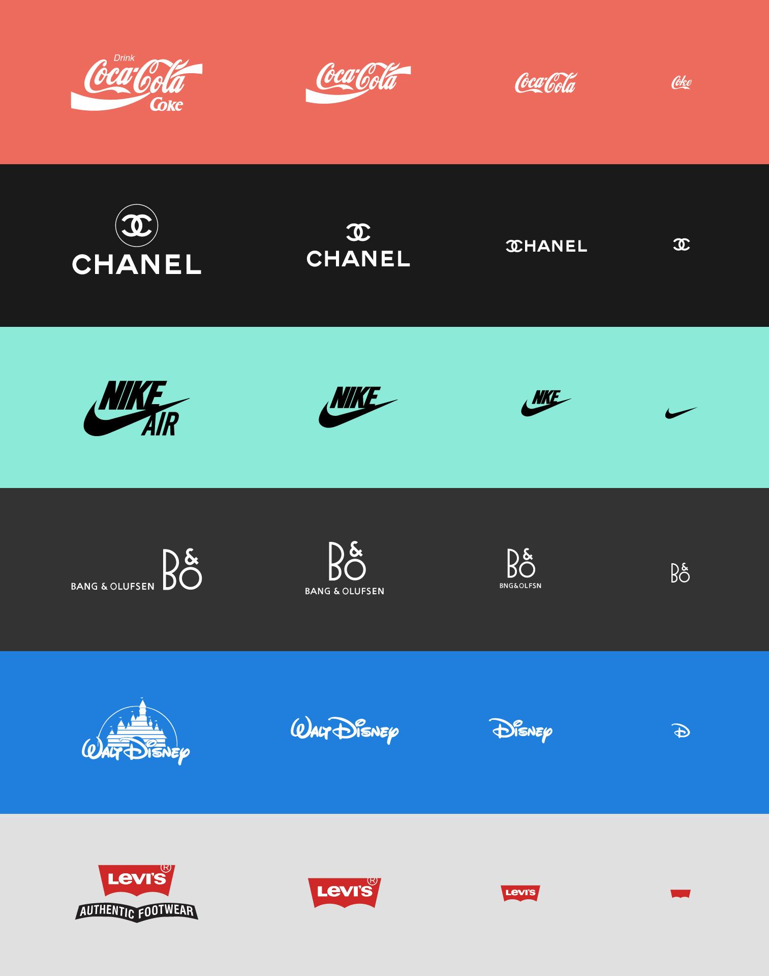 Адаптивные логотипы