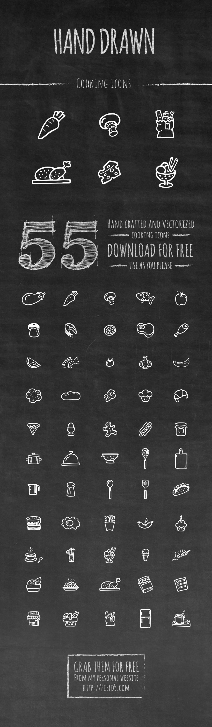cooking-icons-set