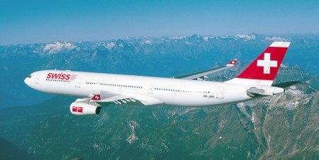 Логотип Swissair 2002