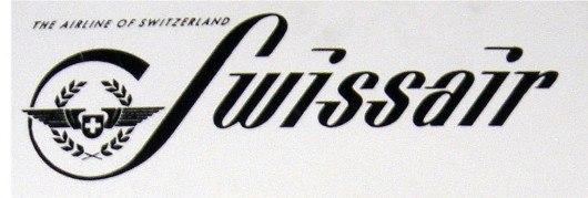 Логотип Swissair 1931