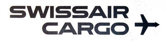 Логотип Swissair 1960-70
