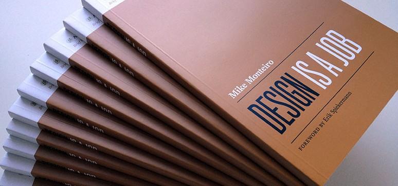 Книга «Дизайн — это работа»